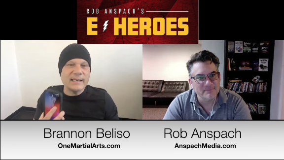 E-Heroes – Ep 93 – The Future of Martial Arts