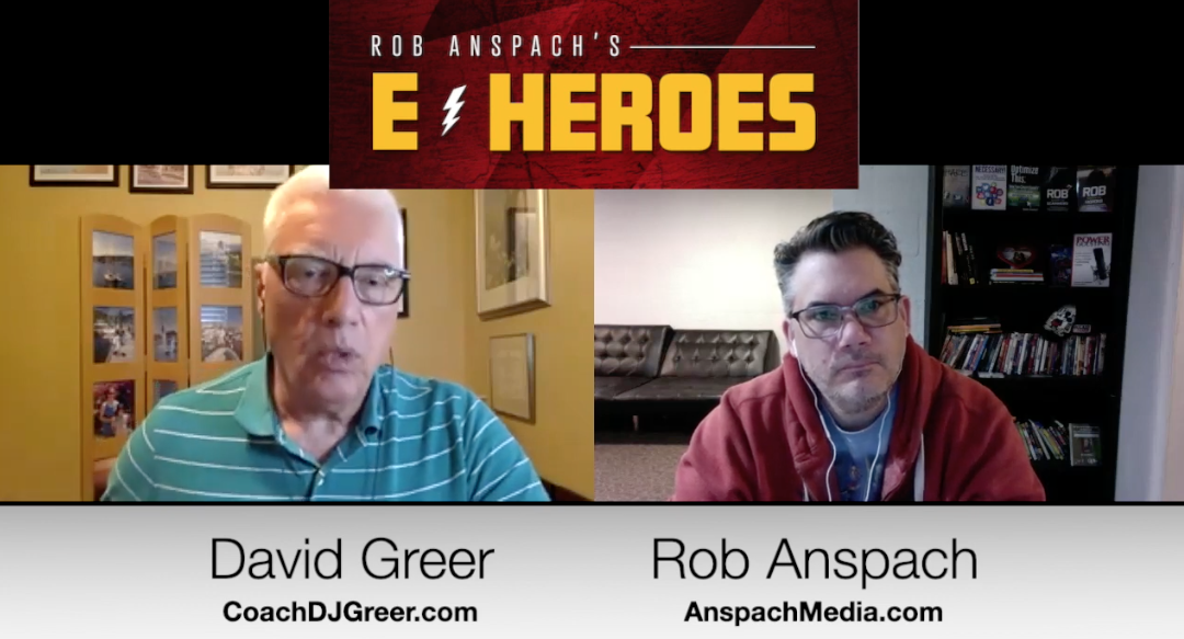 Rob Anspach Interviews David Greer Part 2