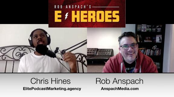 E-Heroes – Ep 84 – Podcast Marketing