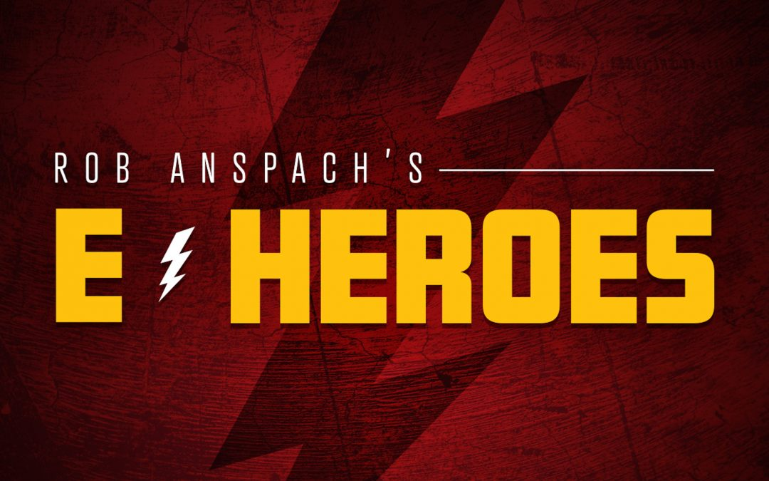 E-Heroes Podcast Testimonials