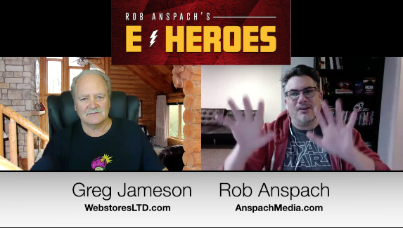 E-Heroes- Ep 82 – Adapting To Today's Technologies