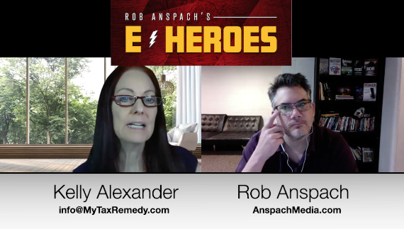 E-Heroes – Ep 85 – Great American Tax Remedy