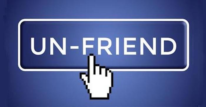 Why Did You Unfriend Me?
