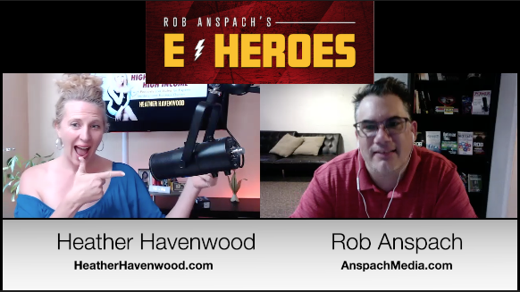 E-Heroes Ep 98  High Visibility, High Income