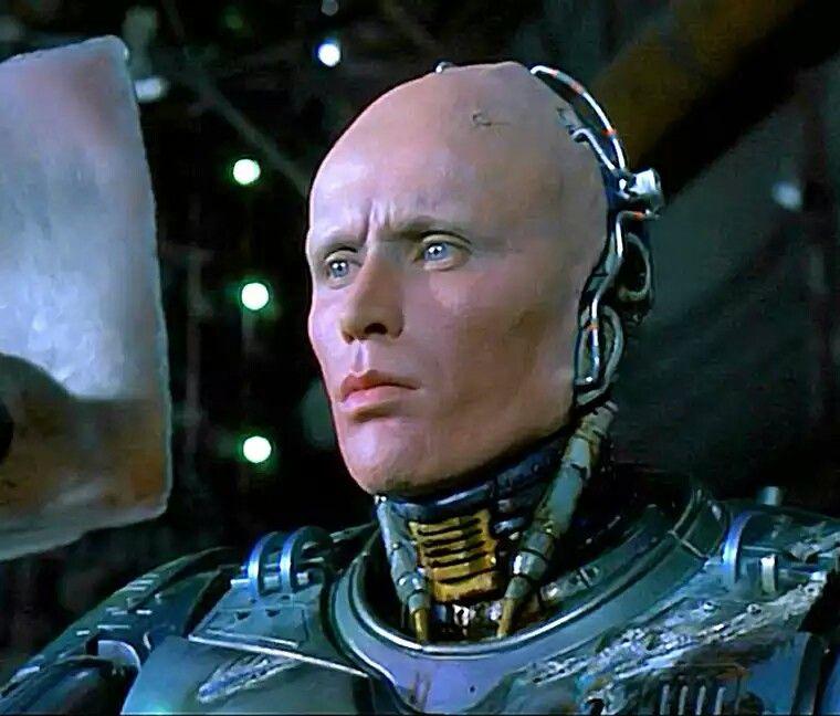 Robocop Just Called Me!