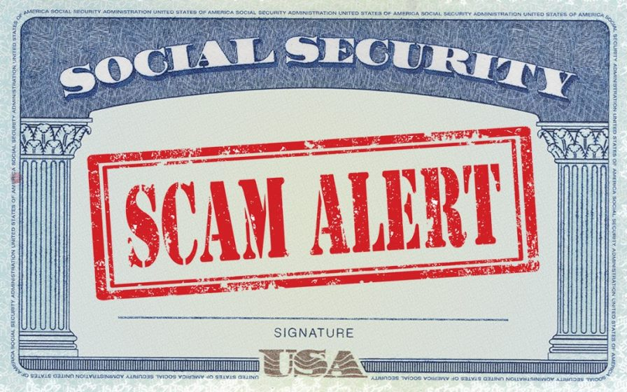 Social Security Benefits Cancelled Scam
