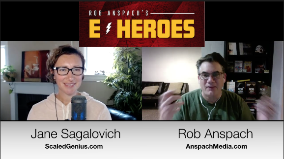 E-Heroes – Ep 115 – Scale Your Genius