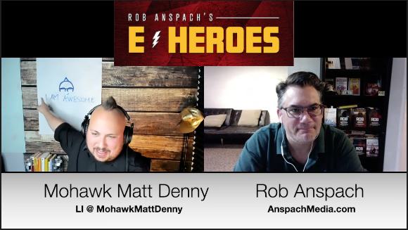 E-Heroes – Ep 107 – Branding Your Uniqueness