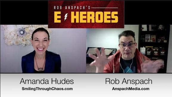 E-Heroes Ep 119 – Smiling Through Chaos