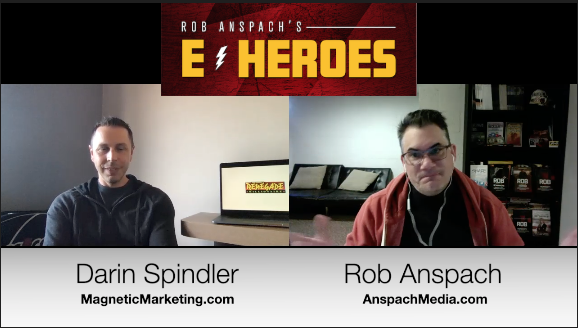 E-Heroes – Ep 120 – No BS Magnetic Marketing